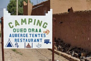 Camp Oued Draa
