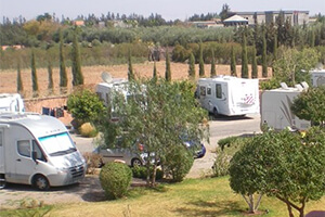 Air de camping car Ourika