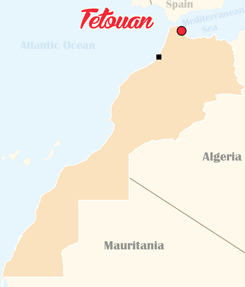 Tetouan Things to Do Travel Guide and Visitor Information