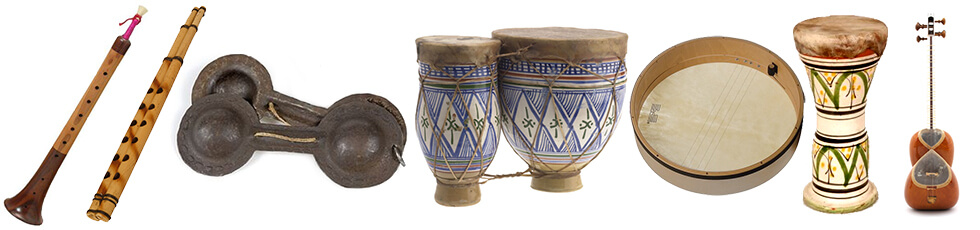 Overview of Moroccan Traditional Music | Morocco Guide