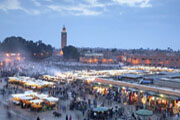 Marrakesh restaurants