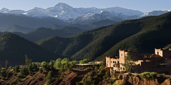 Atlas Mountains - Morocco