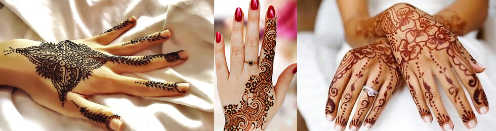 Henna Tattoo Tips : Henna tattoos designs and safety morocco guide